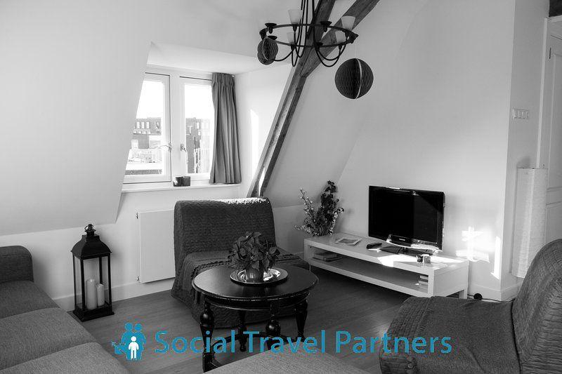 Attraktives Apartment in Haarlem