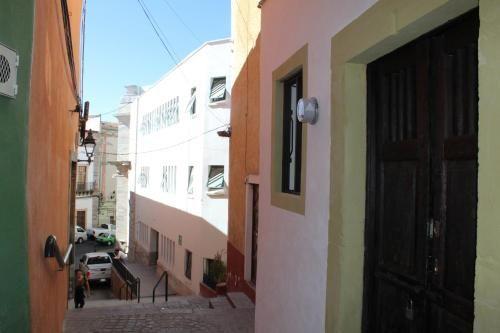 Vivienda de 1 habitación en Guanajuato