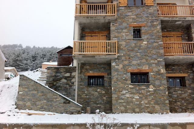 Alojamiento para 7 personas con parking incluído