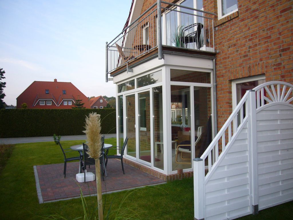 Alojamiento de 2 habitaciones con balcón