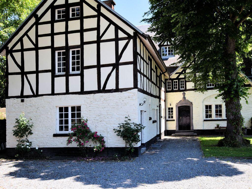 Casa con wi-fi en Vielsalm
