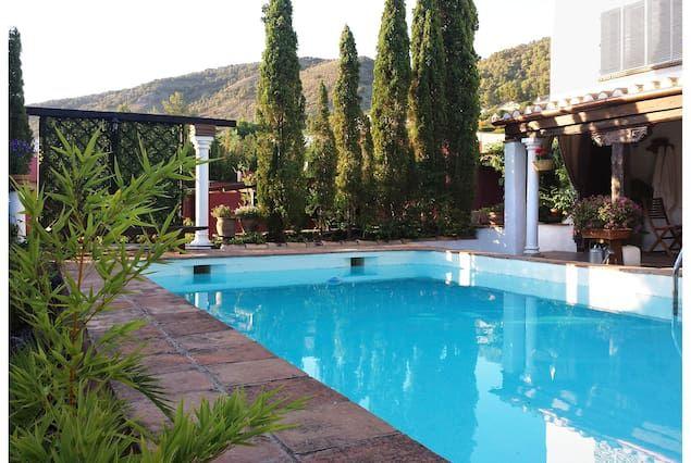 Loft de diseño en villa andaluza