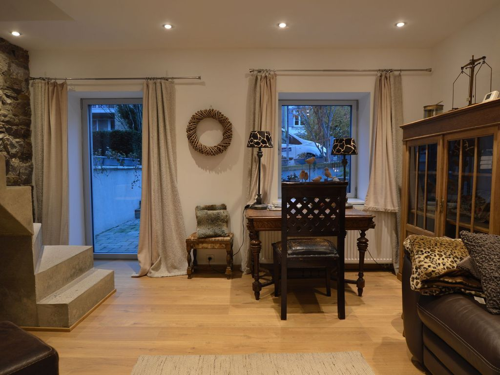 Casa para 4 personas con balcón
