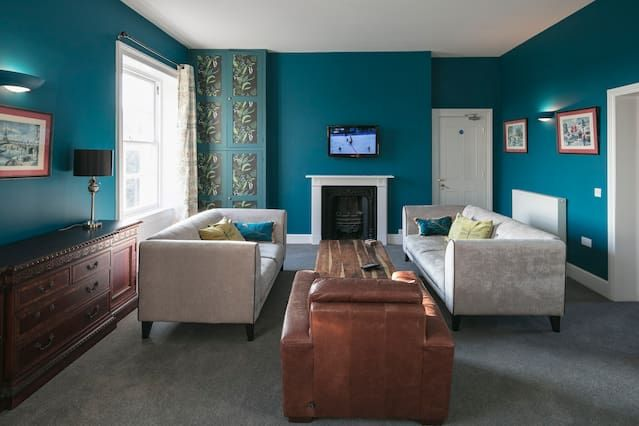 Property with wi-fi and 2 rooms