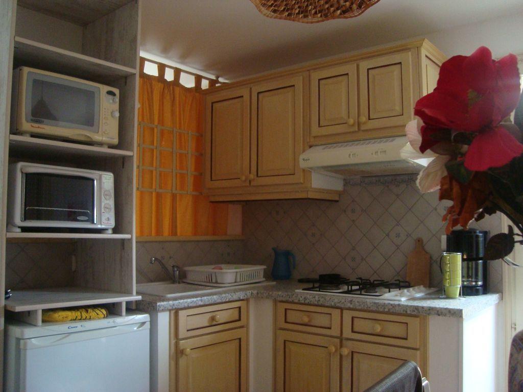 Apartamento atractivo de 30 m²