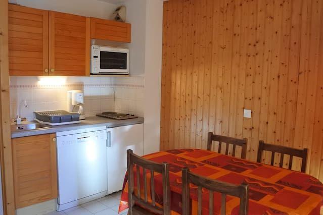 Alojamiento funcional para 4 huéspedes