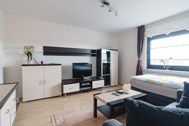 Equipado apartamento en Ratingen