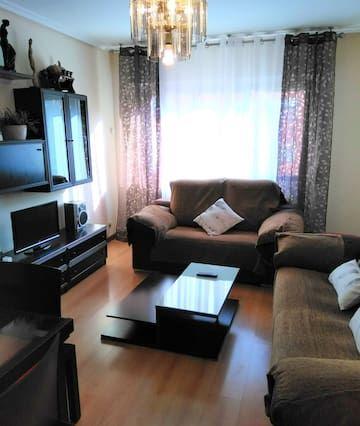 Apartamento luminoso en Logroño con  Mascotas