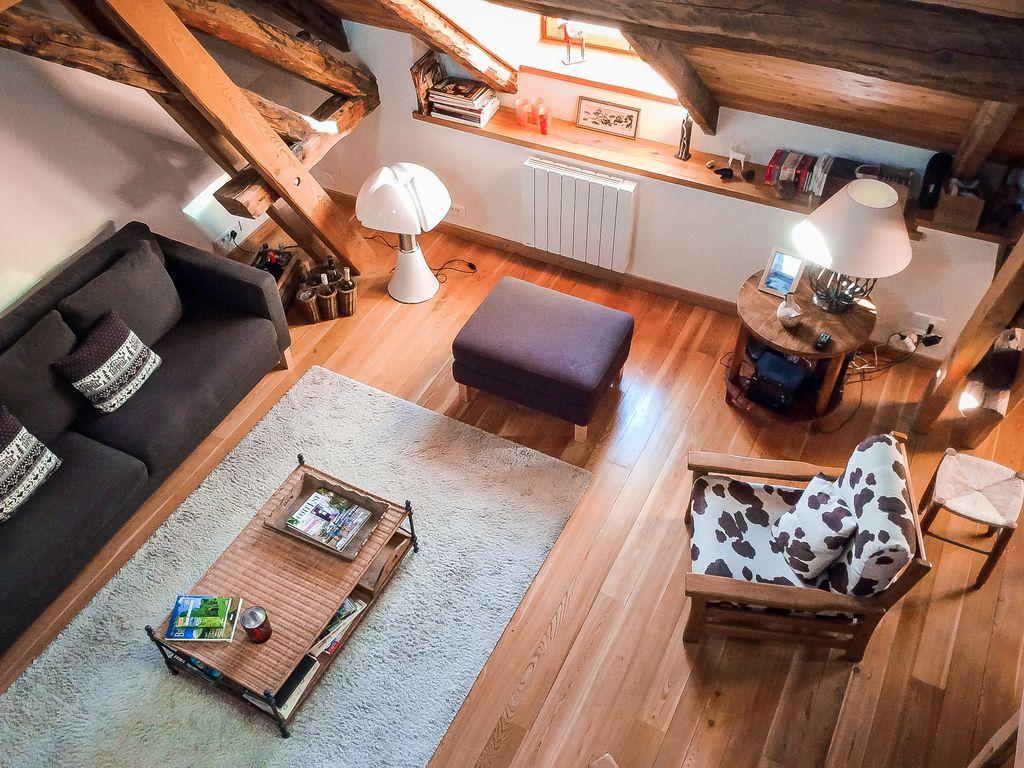 Alojamiento en Le monêtier-les-bains de 3 habitaciones
