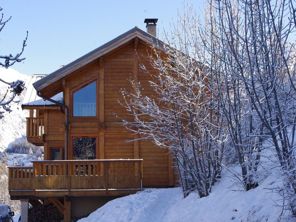 Casa para 14 personas en Hautes-alpes