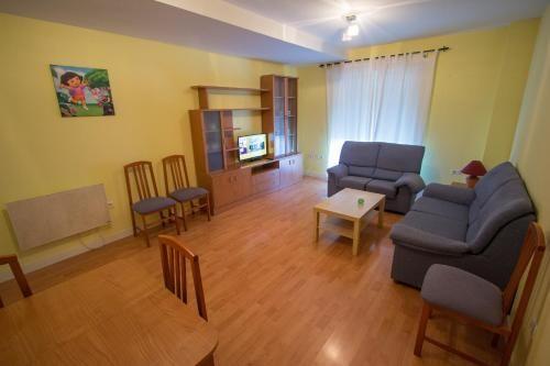 Apartamento para 4 huéspedes con balcón