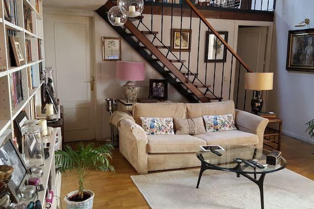 Casa agradable con wi-fi