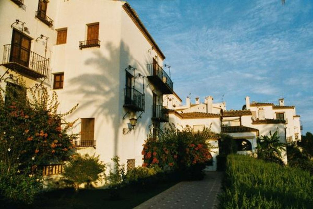 Apartamento popular en Salobreña para 5