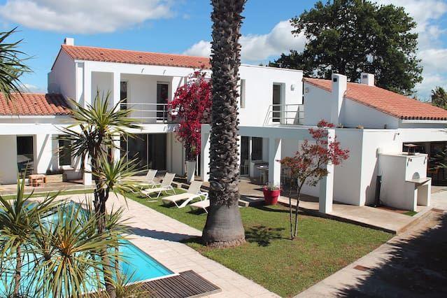 Residencia con vistas de 160 m²
