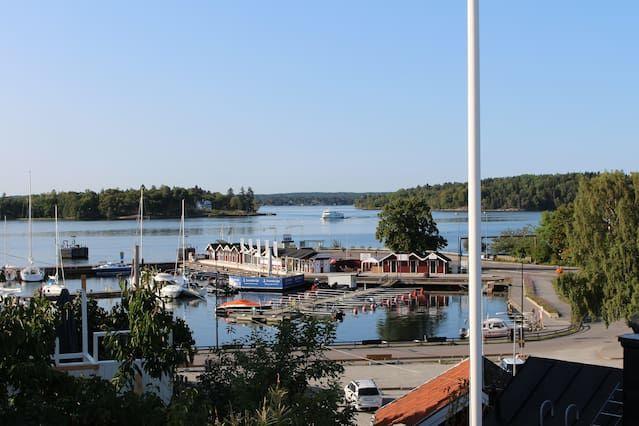Casa con wi-fi en Vaxholm