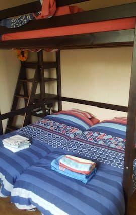 Residencia para 2 huéspedes en Saintes
