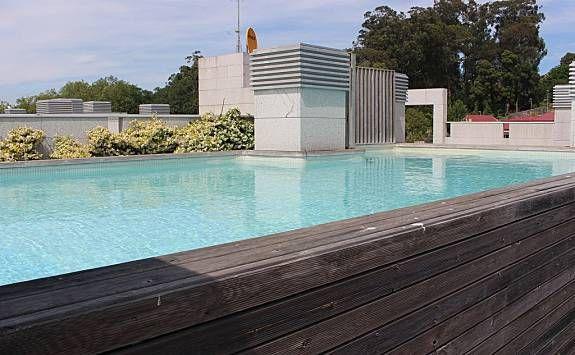 Piso para 2 huéspedes con piscina