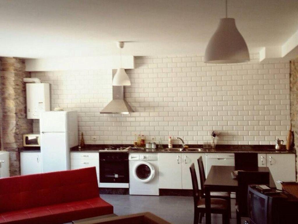 Vivienda equipada de 50 m²