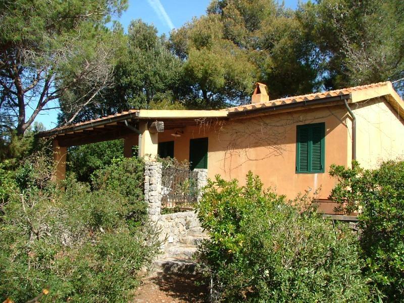 Pequeña casa de encanto en Toscana