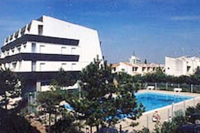 Casa vacanze con piscina per 3 ospiti