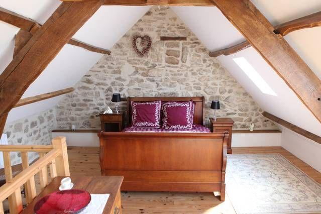 Logement à 1 chambre avec balcon
