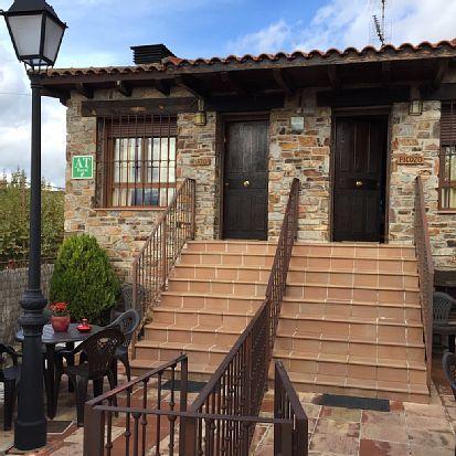 Casa en Robledillo de la jara para 4 personas