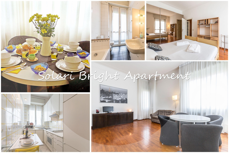 Apartamento con encanto en Milán con Ascensor y Cocina