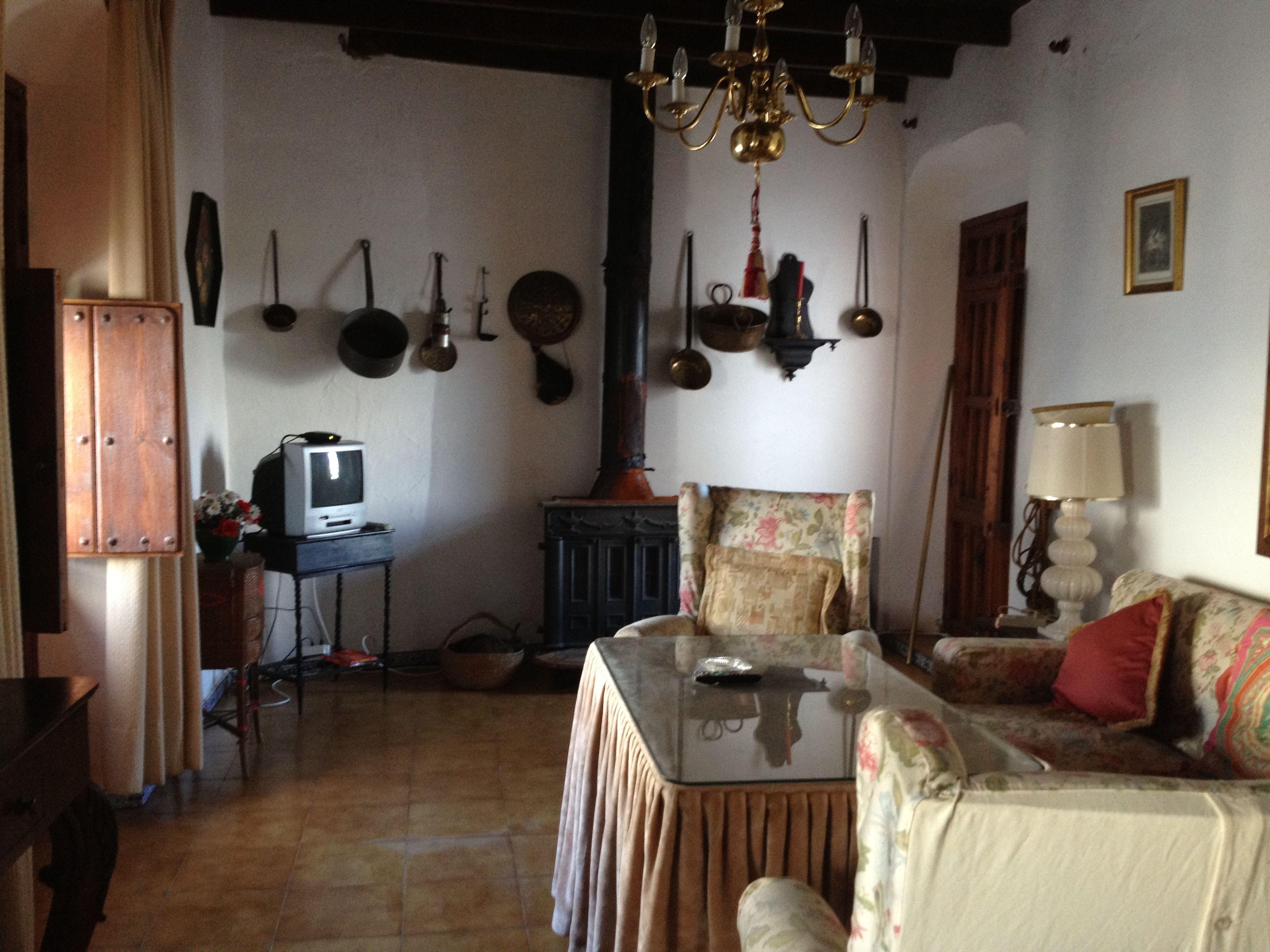 Villa in Higuera de la Sierra, Andalucía, Spain