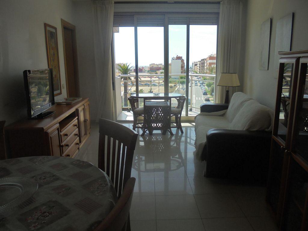 Alquiler hogareño para 4 en Benicarló