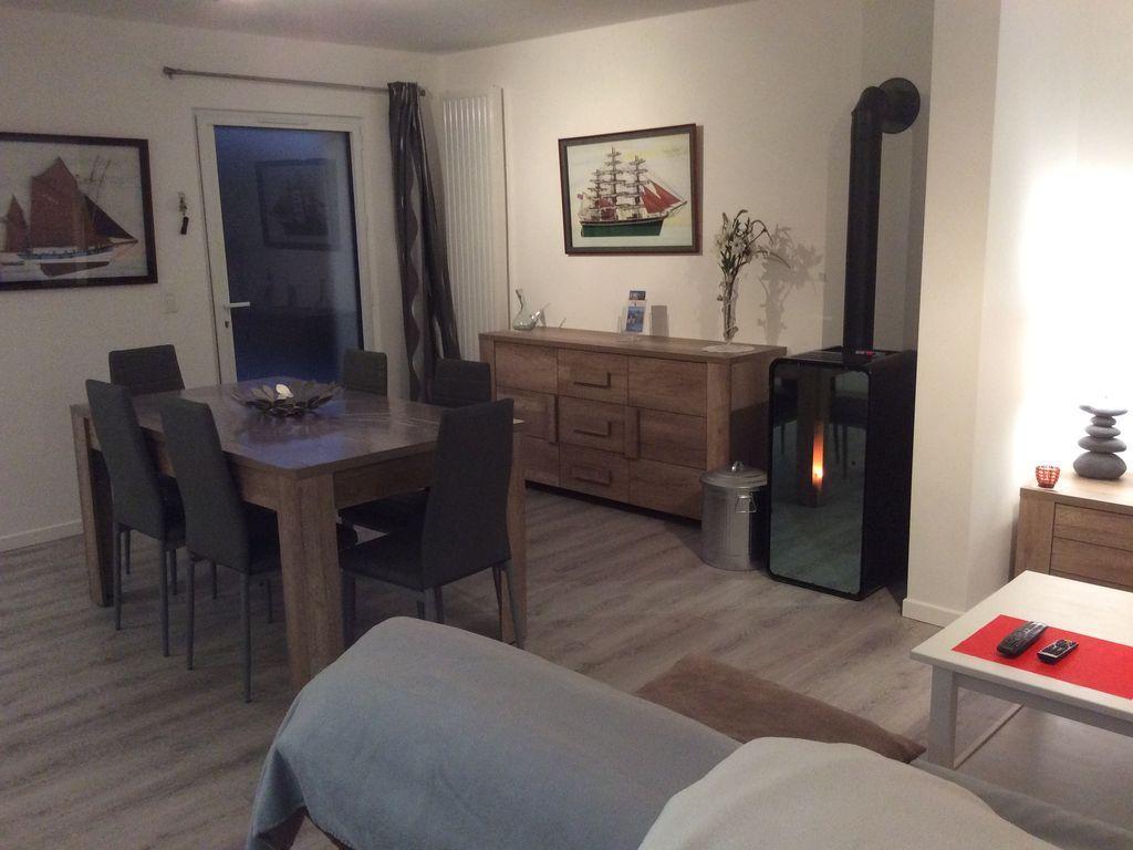 Casa con wi-fi en Lorient