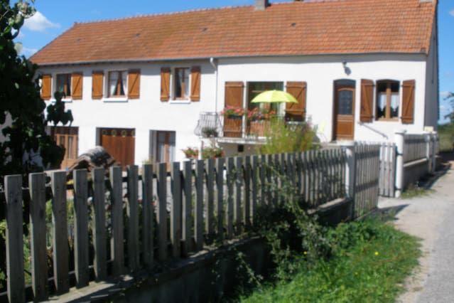 Residencia de 120 m² en Creuse