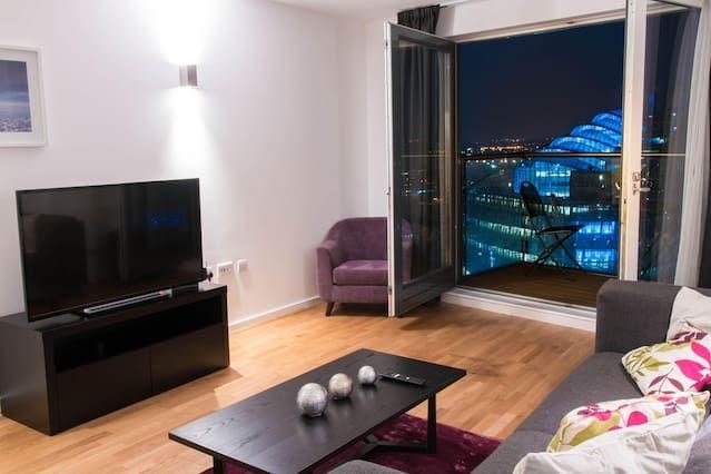 Apartamento de 1 habitación en Manchester