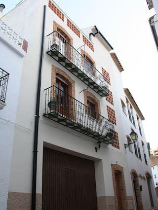 Ferienwohnung in Vilafames mit Balkon
