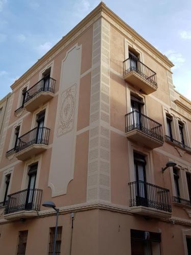 Hogareño apartamento en Portbou