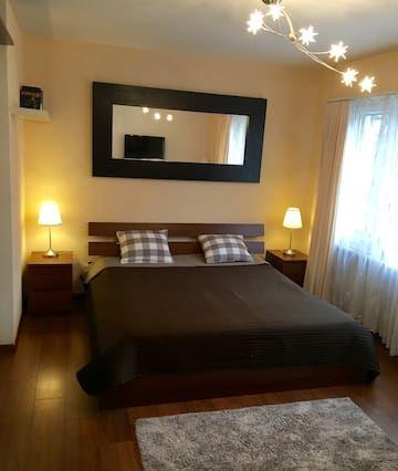 Apartamento provisto de 80 m²