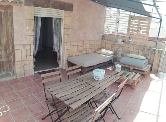 60 m² property for 4 people