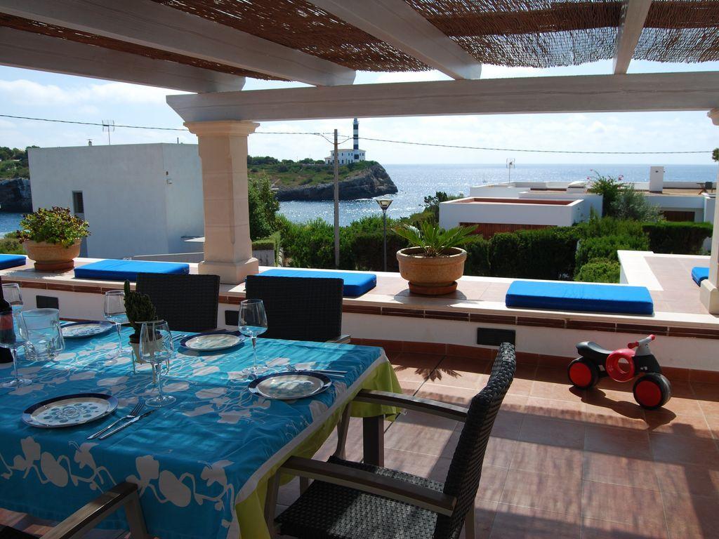 Funcional residencia en Portocolom