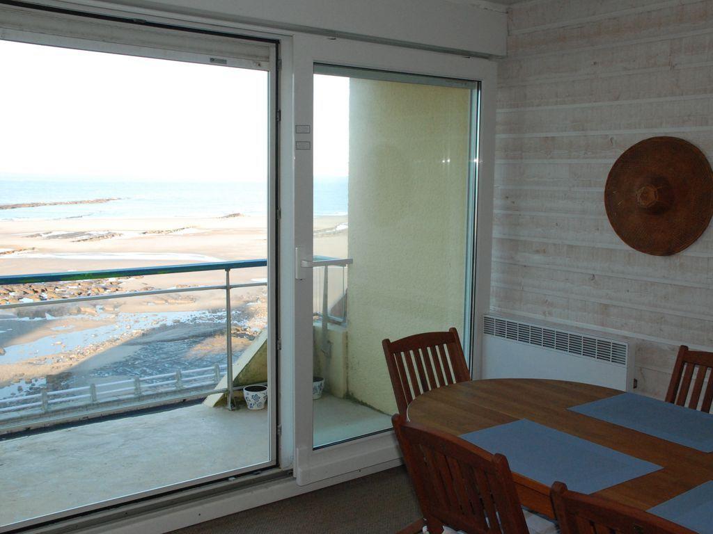 Apartment mit Balkon für 8 Gäste