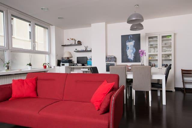 Alojamiento en Reims para 6 huéspedes
