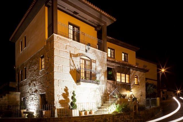 Cêrca dos Passais - Casa do Cruzeiro - piso 1 e 2