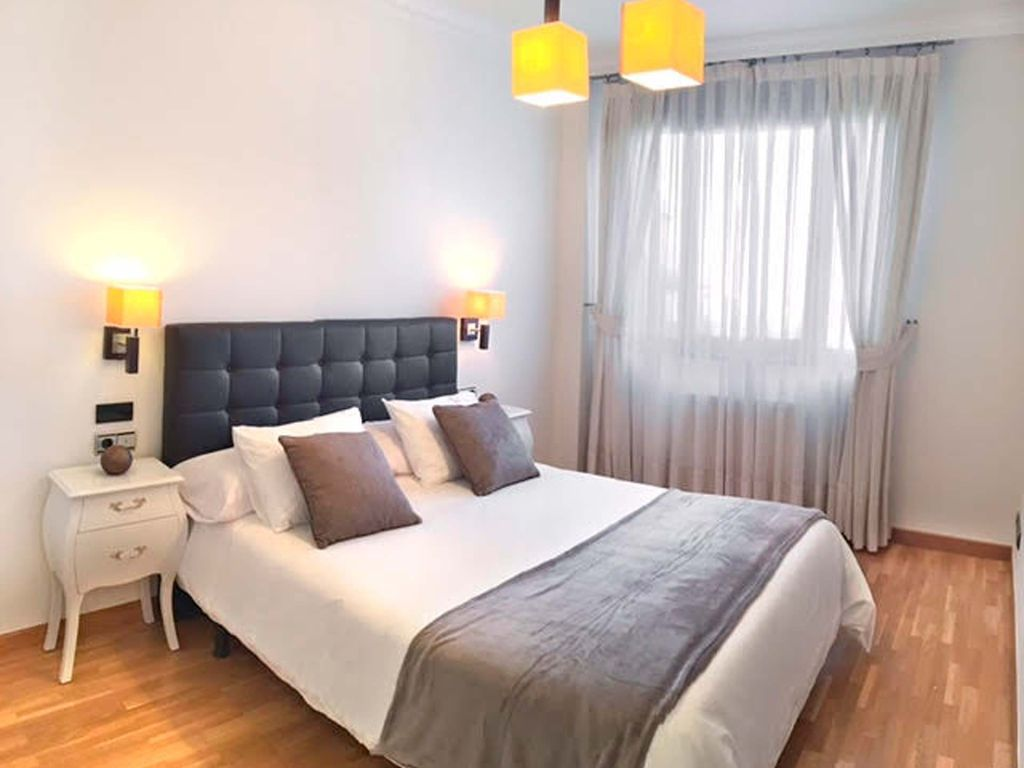 Equipado apartamento de 3 habitaciones