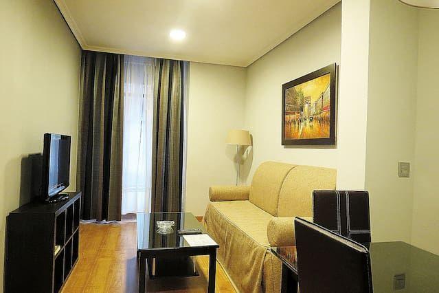 Alojamiento funcional para 3 personas en Valladolid
