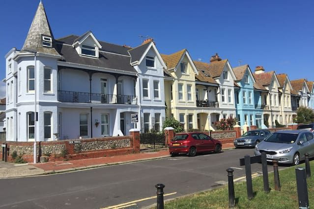 Apartment in Worthing with wi-fi