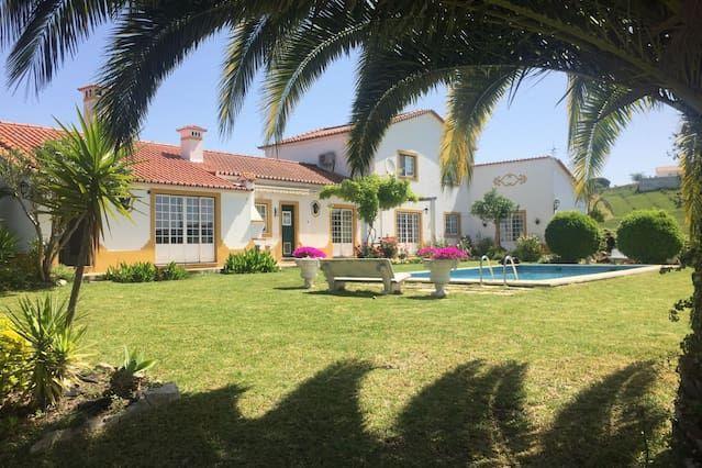 Residencia con jardín en Santarém