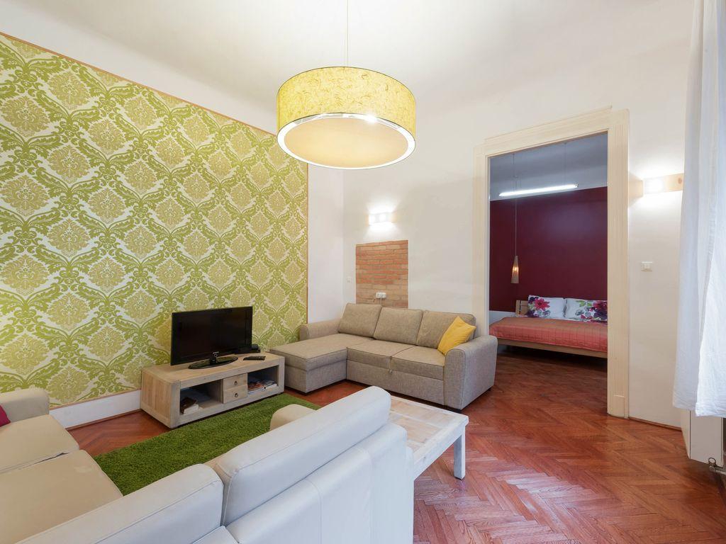 Casa vacanze di 70 m² a Budapest