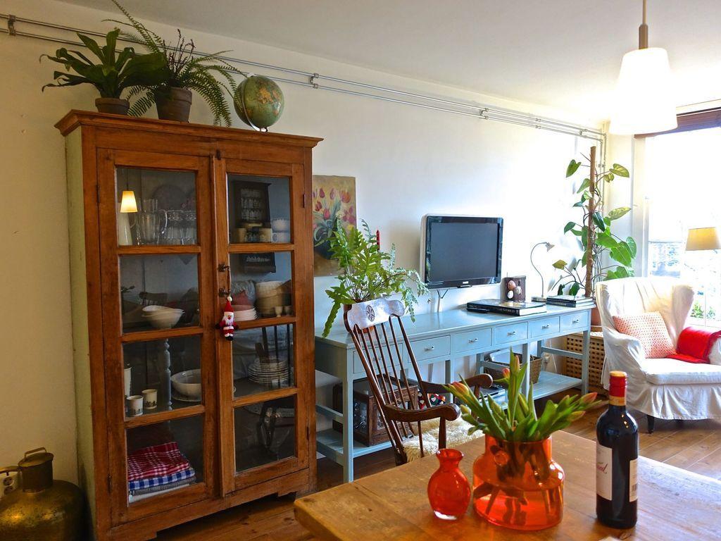 Appartement avec jardin à Amsterdam
