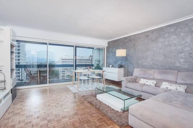 Vivienda en Marsella de 1 habitación