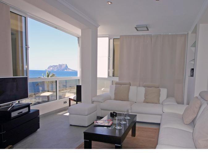 Estupendo apartamento de 88 metros en Moraira
