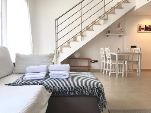 Alojamiento en Caldes d'estrac de 1 habitación