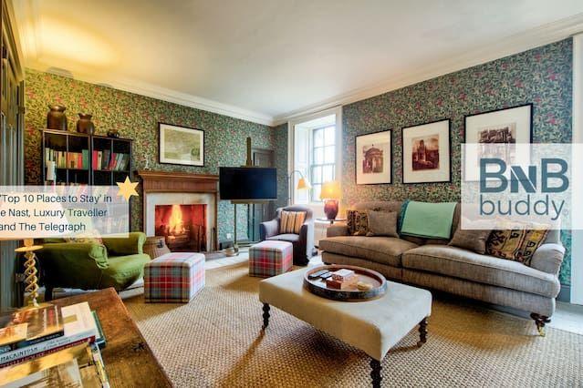 Equipado alojamiento en Edinburgh
